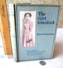 THE GIRL WANTED,1920,Nixon Waterman