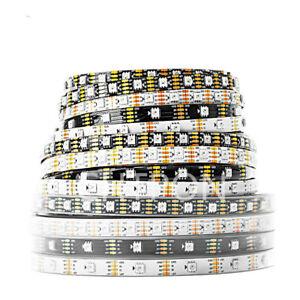 WS2812B 30/60/144led/m Ws2811 WS2813 WS2815 Smart RGB Led Light Strip DC5V DC12V