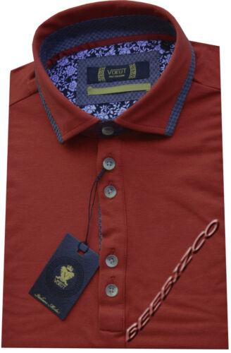 XXL Mens Designer Voeut Short Sleeve Casual Polo Shirt Quality Summer Top M