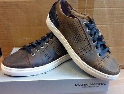 Herren Skechers Mark Nason Crocker dunkelbraun Schuhe   eBay
