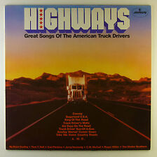 """12"""" LP - Highways - Great Songs of the American Truck Drivers - A2793"""