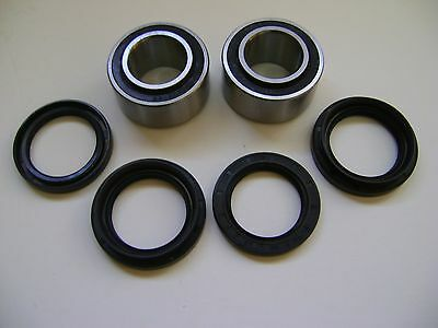 4 Compatible With Arctic Cat ATV Thunder Cat XC 450 Iconic Racing Both Front and Rear Wheel Bearings Qty