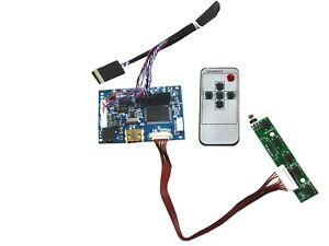 For LP156WH1-TLA1 LCD Screen Driver Controller Board HDMI+DVI+VGA M.NT68676.2
