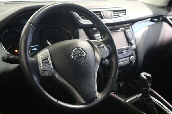 Nissan Qashqai 1,6 Dig-T 163 Acenta - billede 3