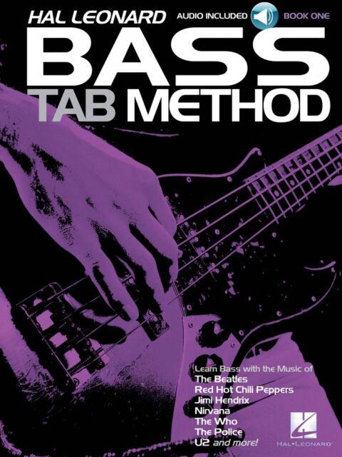 Hal Leonard Guitar Tab Method Book 2 Guitar Tab Method Book and Audio 000696616