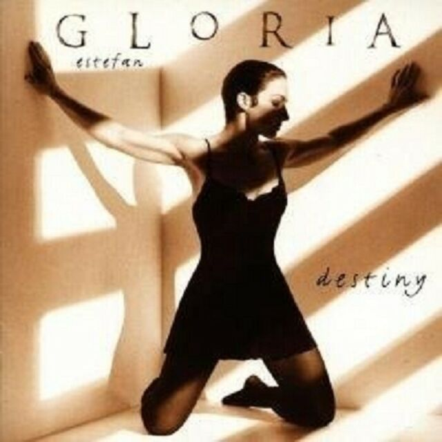 "GLORIA ESTEFAN ""DESTINY"" CD 11 TRACKS NEW!"