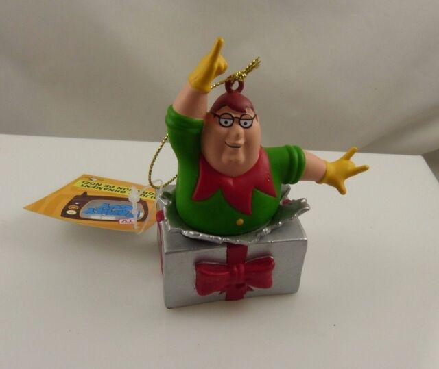 Peter Griffin Family Guy Present Christmas ornament Kurt S. Adler