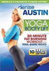 Denise Austin Yoga Booty Lift 2014 Release R1 DVD