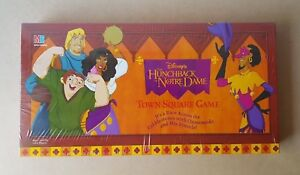 New-Vintage-1995-Disney-The-Hunchback-Of-Notre-Dame-Town-Square-Board-Game