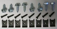 1972 Cutlass / 442 Headlamp Housing Fastener Kit - 24 Piece