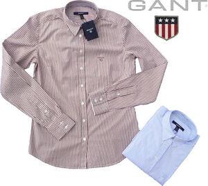 Gant-Stretch-Preppy-Stripe-Bluse-mit-schicker-Streifenoptik-NEU