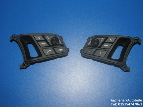 Porsche Panamera Volant multi touches de fonction Multifunction Button 10 touches