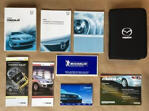 Other Car Manuals 08 2008 Mazda 6 owners manual Vehicle Parts ...