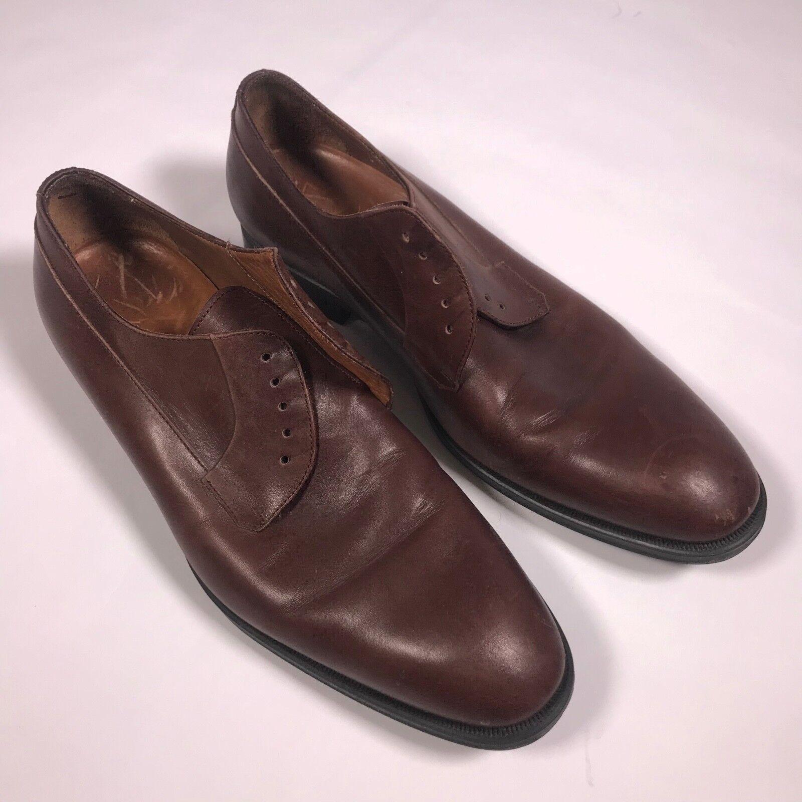 promozioni Aquatalia Uomo Oxfords Dress     Casual scarpe, Desert Nut Style, Dimensione 10.5 [DL07]  prezzi all'ingrosso