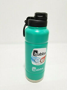 40oz-Genuine-Bubba-Trailblazer-Steel-Bottle-Rock-Candy-Teal-Vacuum-Insulated