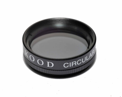 27mm High Quality Japanese Glass Polarizing Filter Polarizer CPL