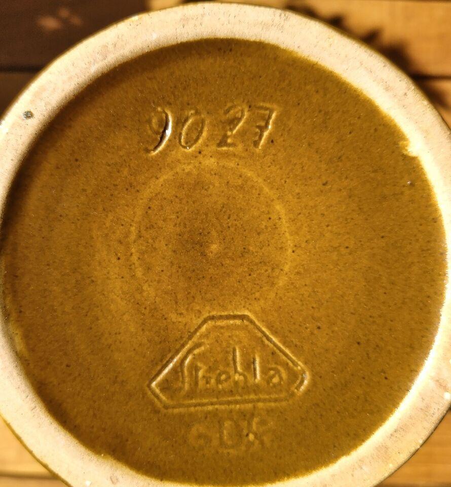 Vase, Strehla, GDR