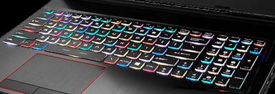 US UI Keyboard for MSI GE63 7RC 7RD GE63VR 7RE 7RF Raider MS-17C1 RGB Backlit