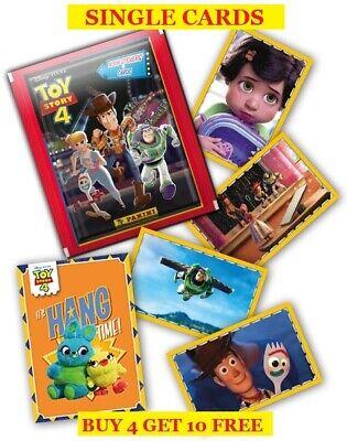 Card TS8 Panini Toy Story 4