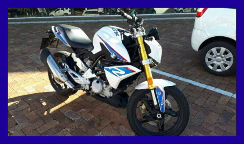 IN VERY GOOD CONDITION !!! 2018 BMW G310R