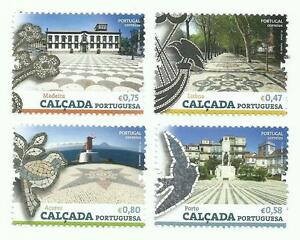 Portugal-2016-Portuguese-Calcada-set-MNH