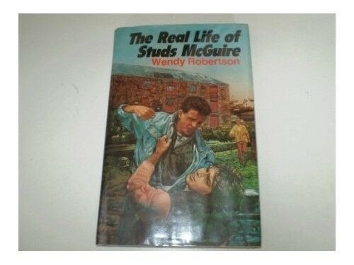 Very Good, The Real Life of Studs McGuire, Robertson, Wendy, Book