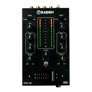 Raiden Fader x Innofader - RPM-100 Black