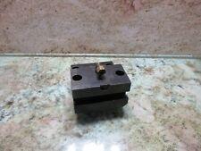 Mori Seiki Sl 4 Cnc Lathe Turret Tool Tooling Holder Block 55 X 45 075 Inch