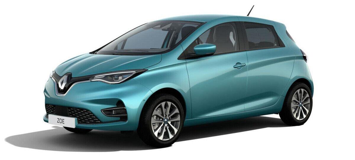 Renault Zoe  Intens 5d - 228.800 kr.