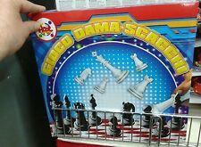 Gioco dama e scacchi Kit gioco di qualità giocattolo toy a35