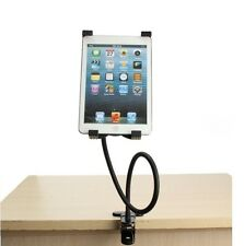 Gooseneck 360° Lazy Bed Desk Stand Holder Mount For iPad 2 3 4 Air Mini Tablet