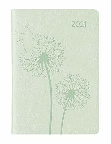 Taschen-Kalender A6 11x15 cm 101321 Ladytimer Deluxe Turquoise 2021 NEU