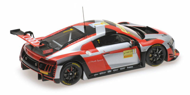 Audi R8 Lms Lms Lms Team Wrt Edoardo Mortara Fia Gt World Cup Macau 2016 1 43 Model 7a840a