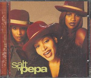 SALT N' PEPA - BRAND NEW - CD (NUOVO SIGILLATO)
