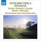 English Viola Sonatas (CD, Mar-2010, Naxos (Distributor))