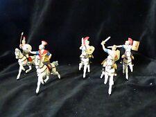 Roman Army Cavalry Jecsan Reamsa Caesar Gladiator Rome Painted plastic 1/32