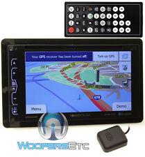 "SOUNDSTREAM VRN-65HB PRO 6.2"" TV CD DVD GPS USB NAVIGATION BLUETOOTH STEREO NEW"