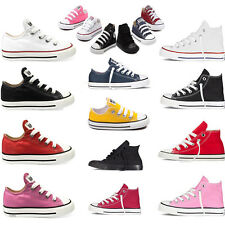 Kid Boy Unisex Athletic Shoes Casual Canvas Ox Low Top Children Sneakers Classic