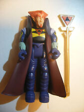mattel coleco STARCOM Rare Shadow figure magna lock EMPEREUR Dark Lord COMPLET