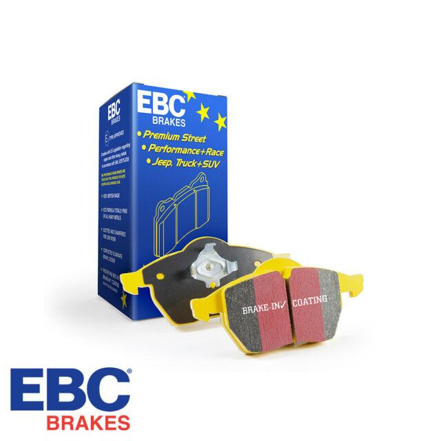 DP41383R NEW EBC YELLOWSTUFF FRONT BRAKE PADS SET PERFORMANCE PADS OE QUALITY