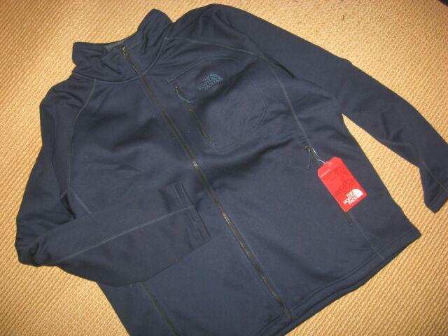 3a92b6fb34e0 Men s The North Face Timber Full Zip Jacket Urban Navy Size XXL