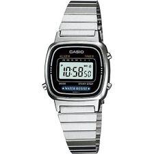 Casio Collection Retro Digital Ladies Watch LA670WEA-1EF