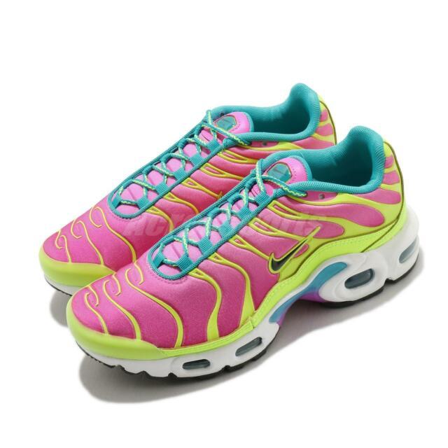 Nike Huarache Drift GS Casual Shoe Volt