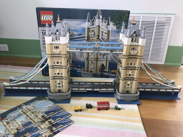 Lego Creator Tower Bridge 10214 for sale online   eBay