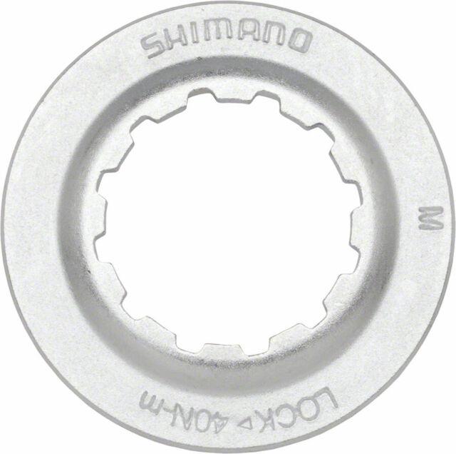 Shimano Centerlock Rotor Lock Ring New
