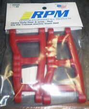 RPM Rear Suspension A-arms Red Slash 2wd 80599 Rpm80599