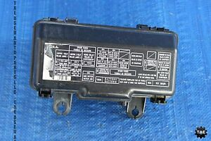2003 honda s2000 ap1 factory oem ipdm junction fuse box assy f20c rh ebay com s2000 fuse box tuck s2000 fuse box relocation