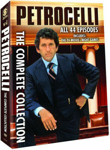 Petrocelli-The-Complete-Series-Collection-10-Disc-DVD-NEW