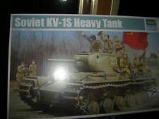 1:35 Trumpeter Soviet KV-1S Heavy Tank OVP