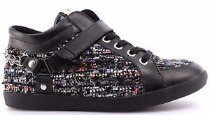 LIU JO Sneakers, Casual Frau Mid Cyril Black Nere New